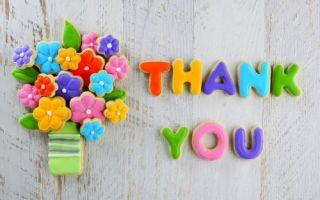 Как сказать спасибо по английски — формальные фразы и спасибо друзьям
