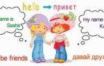 Как сказать «привет» по-английски