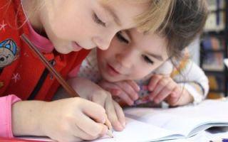 Со скольких лет и как учить ребенка английскому языку
