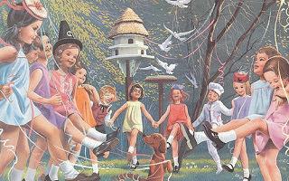 Считалочка на английском для детей: примеры для малышей и школьников