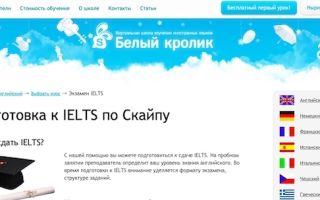 Курсы подготовки к PET онлайн для взрослых — школа Skyeng.ru