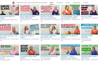 14 научно-популярных каналов на английском, которые понравятся всем