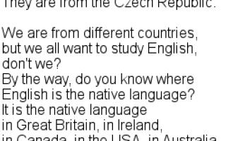 7 отличных сайтов с текстами для чтения на английском языке