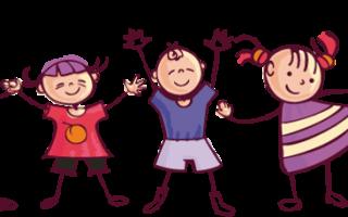 Зарядка для детей на английском языке: учим слова с пользой для здоровья