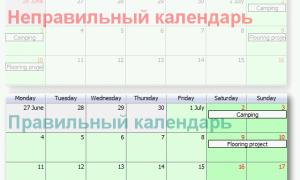 Даты на английском языке (dates in English): правила чтения и примеры с переводом
