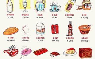 Исчисляемые и неисчисляемые существительные в английском языке: отличия и исключения из правил
