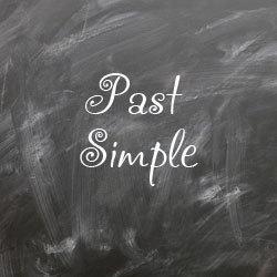 Past Simple - простое прошедшее время в английском языке. Основные правила и примеры.
