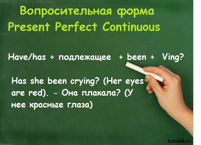 Present perfect слова указатели и помощники применения аспекта