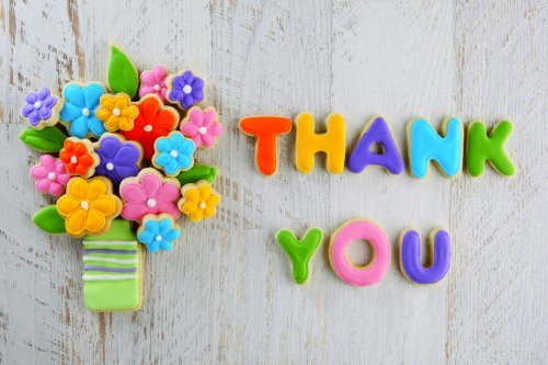 Как сказать спасибо по английски - формальные фразы и спасибо друзьям