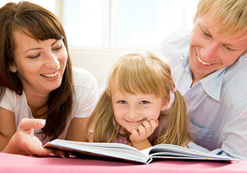Как научить ребенка читать по английски