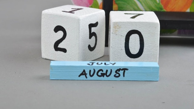 Даты на английском языке (Dates in English)