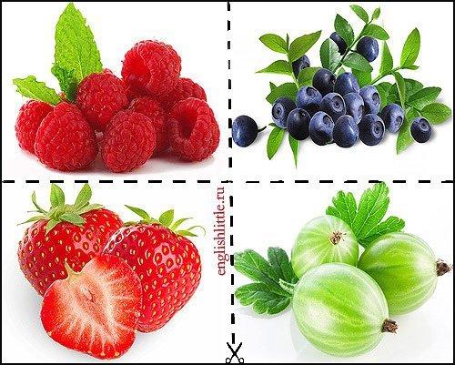 Фрукты на английском для детей: да здравствуют ''вкусные'' уроки!