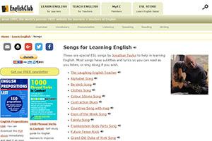 Английские песни для детей: 12 простых песенок для изучения лексики и традиций
