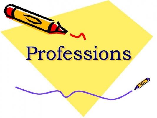 Изучаем лексику по теме профессии на английском языке