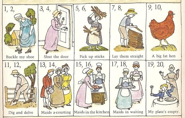 Считалочка на английском для детей: считалки для малышей и школьников