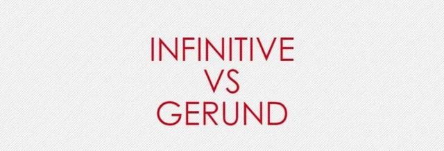 Герундий и инфинитив в английском языке: употребление, глагольные сочетания