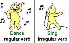 Глаголы в past simple: regular and irregular verbs