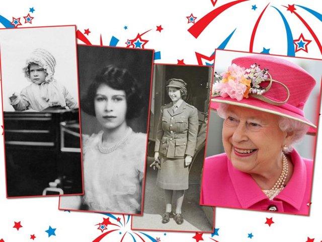 День Королевы - торжества в Лондоне