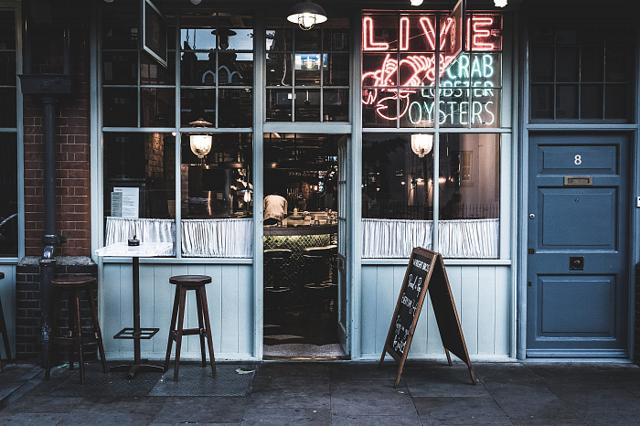 Десять способов дешево поесть в Лондоне