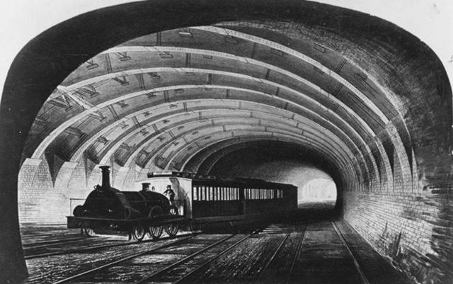 Легенды и тайны Лондонского метро