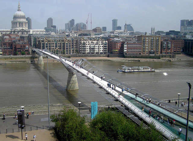 Мосты Лондона