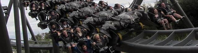 Торп-парк: адреналин по-английски