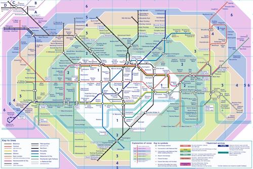 Речной общественный транспорт в Лондоне