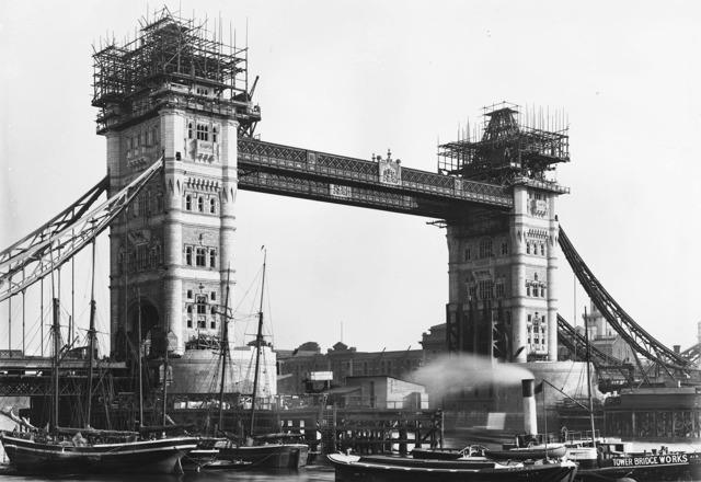 Тауэрский мост: дешево и на века