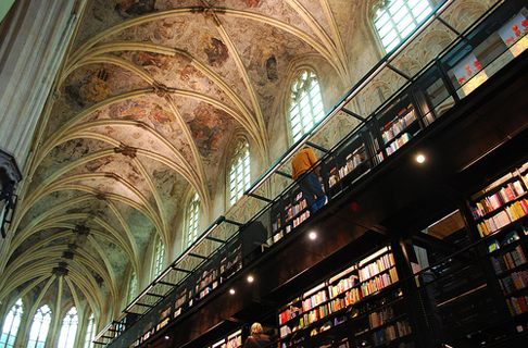 Лучшие книжные магазины Лондона