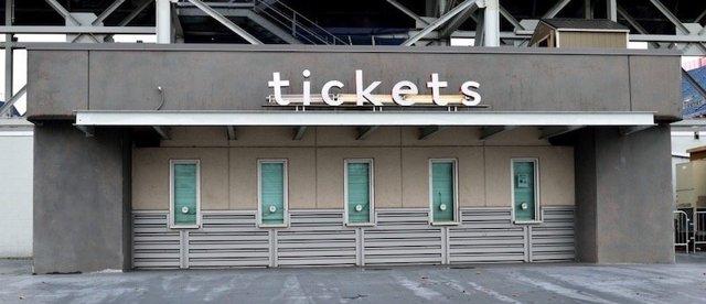 Стадион Хэмпден Парк в Глазго