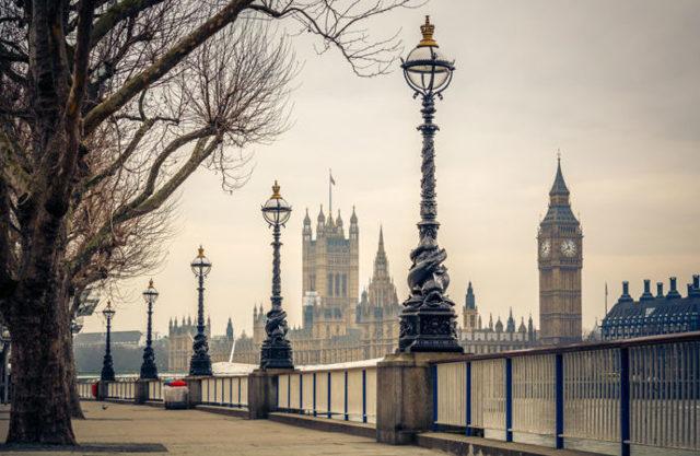 Чем заняться в Лондоне на Рождество?