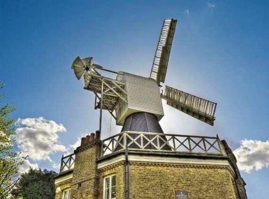 Уимблдон - самый знаменитый пригород Лондона