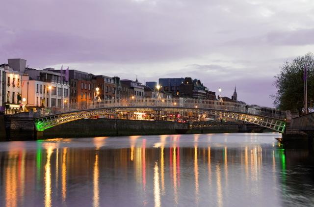 Районы Дублина: где лучше остановиться туристу?