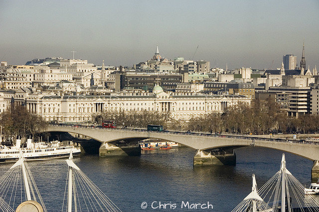 Посещение Лондона в сентябре
