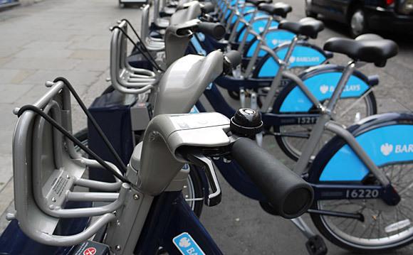 Как пользоваться велосипедами barclay's в Лондоне
