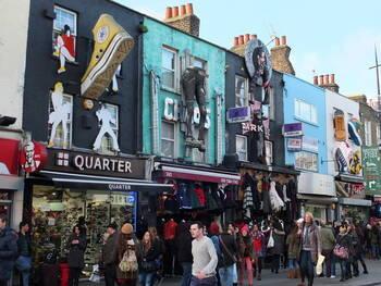 Распродажи в Лондоне