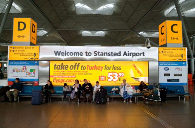Как добраться из аэропорта Станстед в Лондон