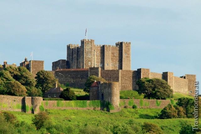 Самые известные замки Великобритании