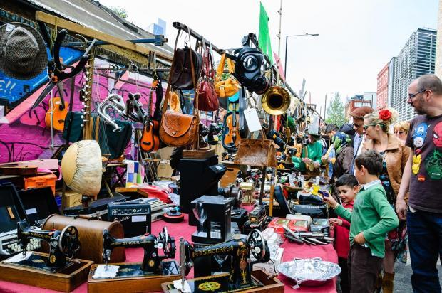 Блошиные рынки Лондона. Какой лучше?