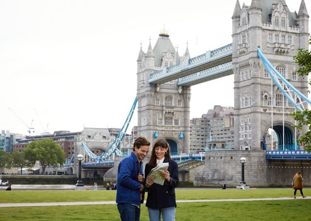 Что делать в Лондоне, когда идет дождь: 10 идей