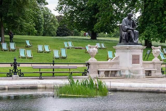 Гайд-парк в Лондоне