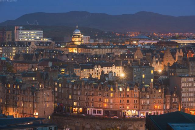 Путешествие по Шотландии на машине. Маршрут и карта