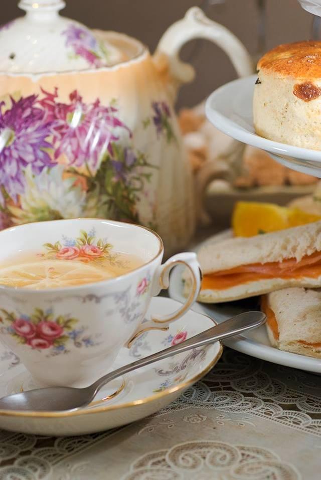 Где выпить или купить чай в Лондоне?