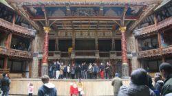 Шекспировский театр «Глобус» в Лондоне