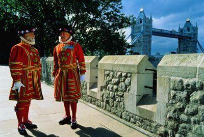 Майские праздники в Лондоне