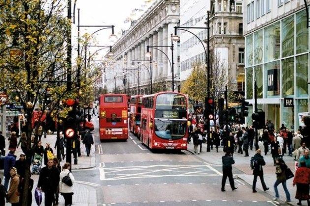 Торговые центры и рынки Лондона