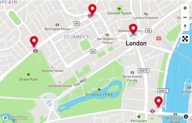 Как встретить Новый Год в Лондоне