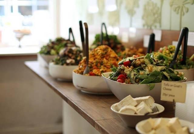 Вегетарианские рестораны Лондона: топ-10
