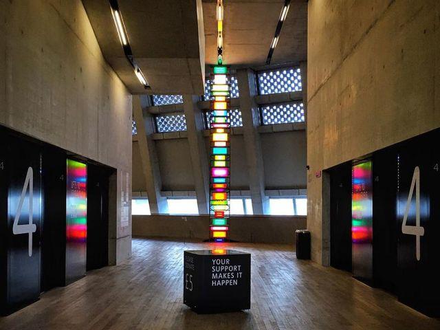 Галерея Тейт Модерн в Лондоне