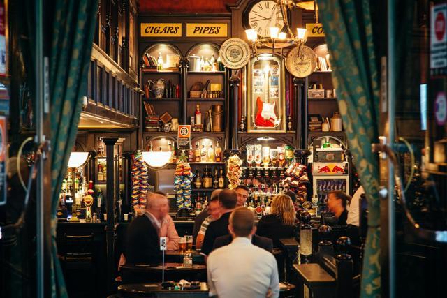 10 лучших пабов Дублина